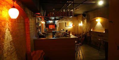 Grandmau0027s Small Bar, Sydney CBD